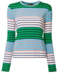 Stine Goya - Striped Sweatshirt - Lyst