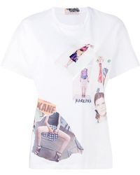 Christopher Kane - Scrapbook T-shirt - Lyst