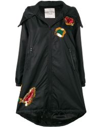 Valentino - Sequinned Dragon Jacket - Lyst