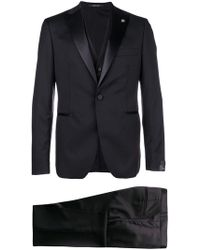 Tagliatore - Classic Three-piece Suit - Lyst