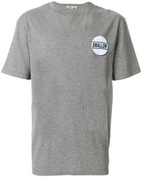 McQ - Graphic Patch T-shirt - Lyst