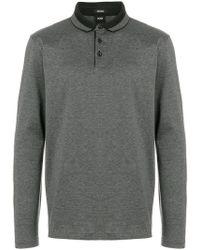 BOSS   Polo Sweatshirt   Lyst