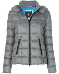 Rossignol - Hooded Padded Jacket - Lyst