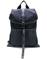 Herschel Supply Co. Buckled Backpack in Green for Men - Lyst f16ba4adf0