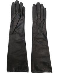 Ermanno Scervino - Long Gloves - Lyst