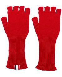 Thom Browne - Fingerless Gloves - Lyst