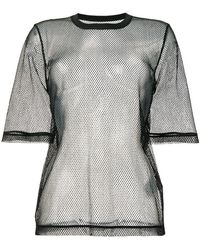 DSquared² - Tulle T-shirt - Lyst