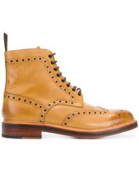 Grenson - Fred Boots - Lyst