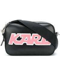 Karl Lagerfeld | Sporty Camera Bag | Lyst