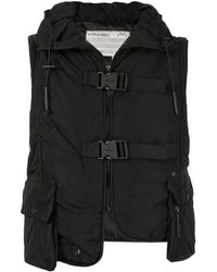 A_COLD_WALL* Constructed Military Vest - Black