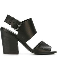 Marsèll - Chunky Heel Sandals - Lyst