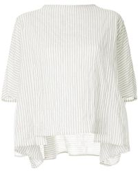 Toogood - Boxy Striped Top - Lyst
