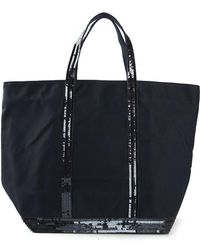 Vanessa Bruno - Sequins Embroidered Tote Bag - Lyst