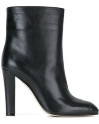Agnona | Round Toe Boots | Lyst
