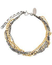 Iosselliani   'silver Heritage' Tangled Bracelet   Lyst