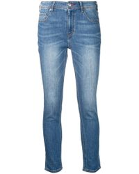 Guild Prime - Cropped Jeans - Lyst