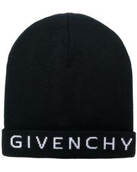 Givenchy - Logo Beanie Hat - Lyst