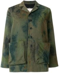 Toogood - Giacca Con Effetto Camouflage - Lyst