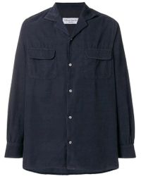 Officine Generale - Dario Shirt - Lyst