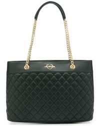 Love Moschino - Diamond Quilted Shoulder Bag - Lyst