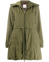 187c642cc Fitted Parka Coat