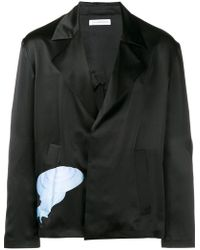 J.W. Anderson | Relaxed Fit Snail Jacket | Lyst