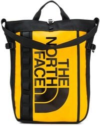 The North Face - Printed Logo Backpack - Lyst