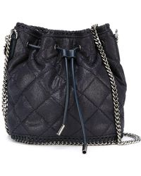Stella McCartney | Falabella Bucket Crossbody Bag | Lyst