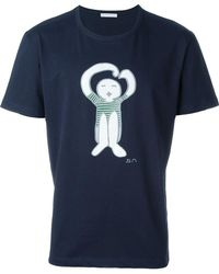 Societe Anonyme - 'da Hug' T-shirt - Lyst