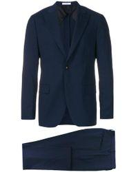 Boglioli - Tailored Two Piece Suit - Lyst