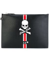 Philipp Plein - Kingston Clutch - Lyst