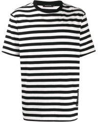 Odeur - Striped T-shirt - Lyst