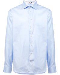 Eton of Sweden - Classic Button Shirt - Lyst