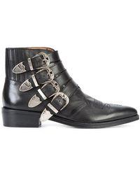 Toga - Stivali con fibbia - Lyst