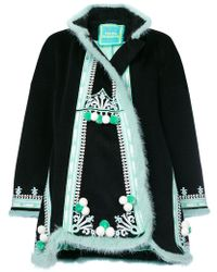 Yuliya Magdych - Hutsil Embroidered Coat - Lyst