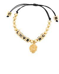 Dolce & Gabbana - Love Dg Dice Bracelet - Lyst