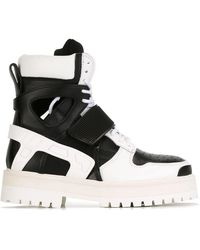 Hood By Air   'avalanche' Boots   Lyst