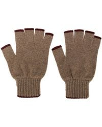 Pringle of Scotland - Fingerless Gloves - Lyst