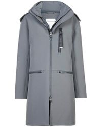 The Arrivals - Halstrøm Iii Parka Coat - Lyst