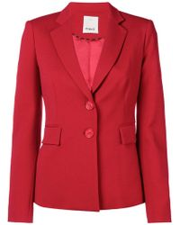 Pinko - Classic Fitted Blazer - Lyst