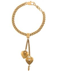Chloé - Collected Hearts Bracelet - Lyst