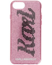 Karl Lagerfeld - Yoni Alter Iphone 8 Case - Lyst