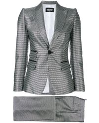 DSquared² - Metallic Two-piece Suit - Lyst