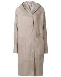 Manzoni 24 - Loose Fitted Coat - Lyst