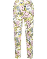 Essentiel Antwerp - Pannick Floral Trousers - Lyst