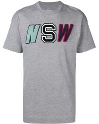 Nike - Loose Fitted T-shirt - Lyst