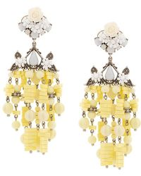 DANNIJO - Lionel Earrings - Lyst