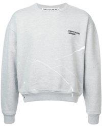 Enfants Riches Deprimes Sweatshirt mit Rundhalsausschnitt