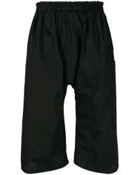 Raf Simons - Shorts estilo bermuda - Lyst