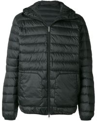 Pyrenex Quilted Hooded Coat